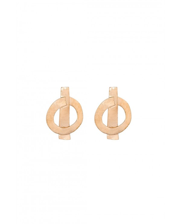 Vienna Circle Earrings