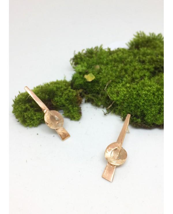 Vienna Metronom Small Earrings
