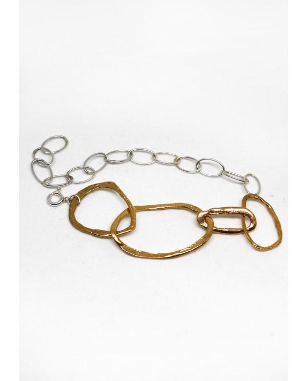 Bone Chain Bracelet