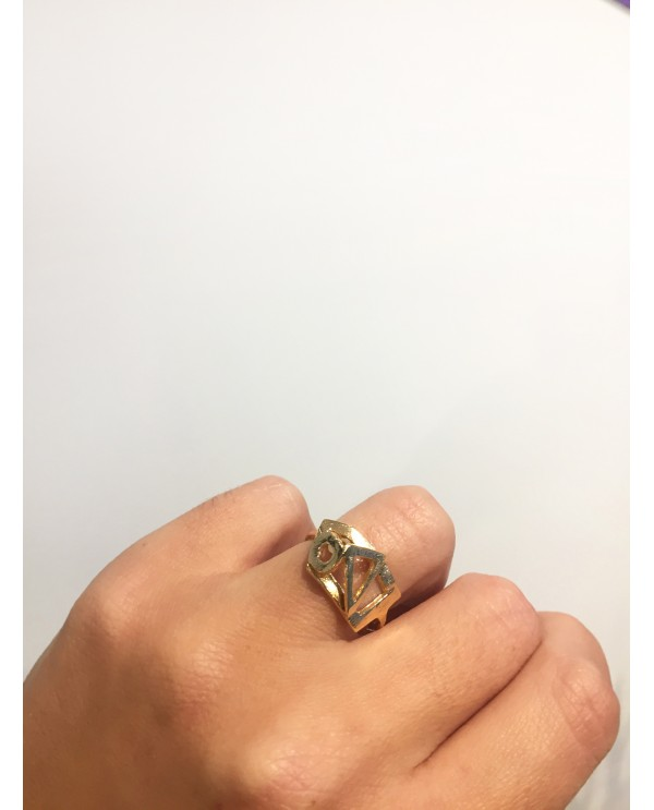 Geometric Cosmos Ring