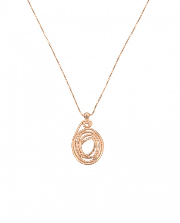 Wind Gold Necklace
