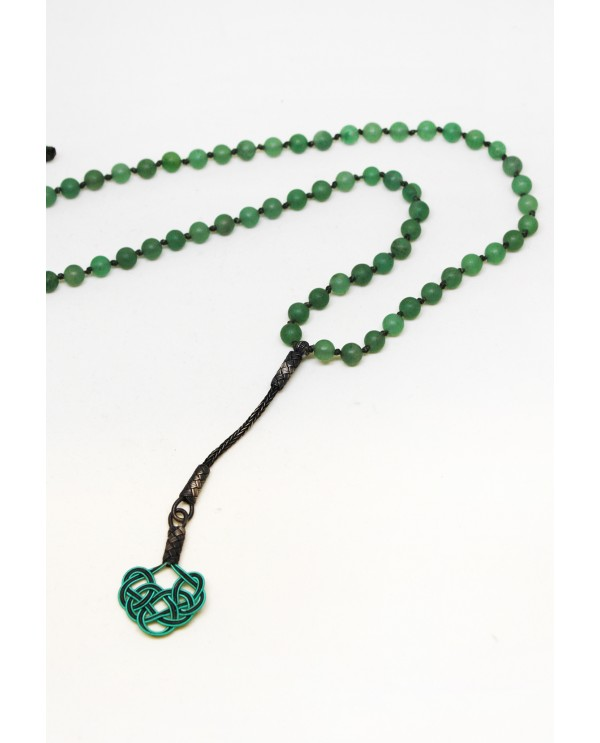 Aventurine Kazaziye Necklace