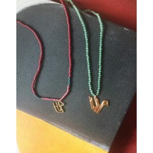 Jade Duck Necklace