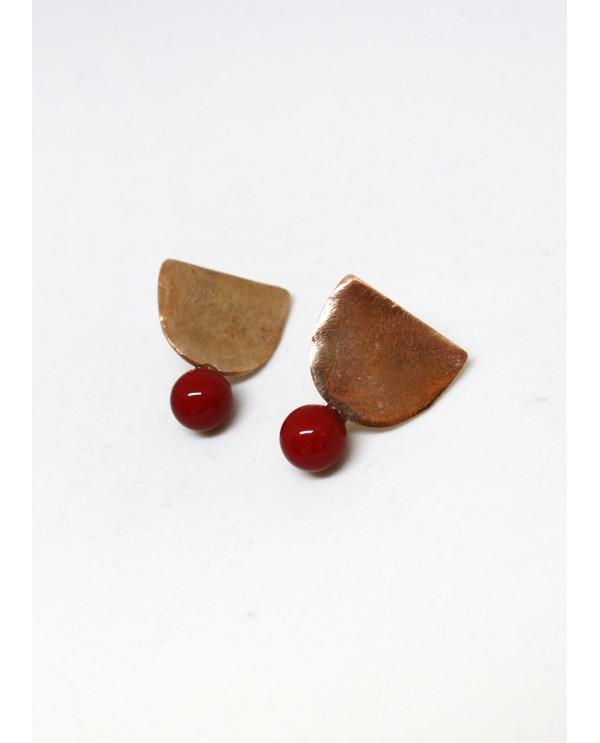 Grec Majorica Pearl Earrings