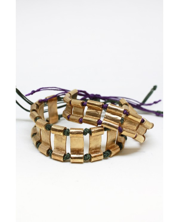 Byzantine Dipticon Bracelet-Small