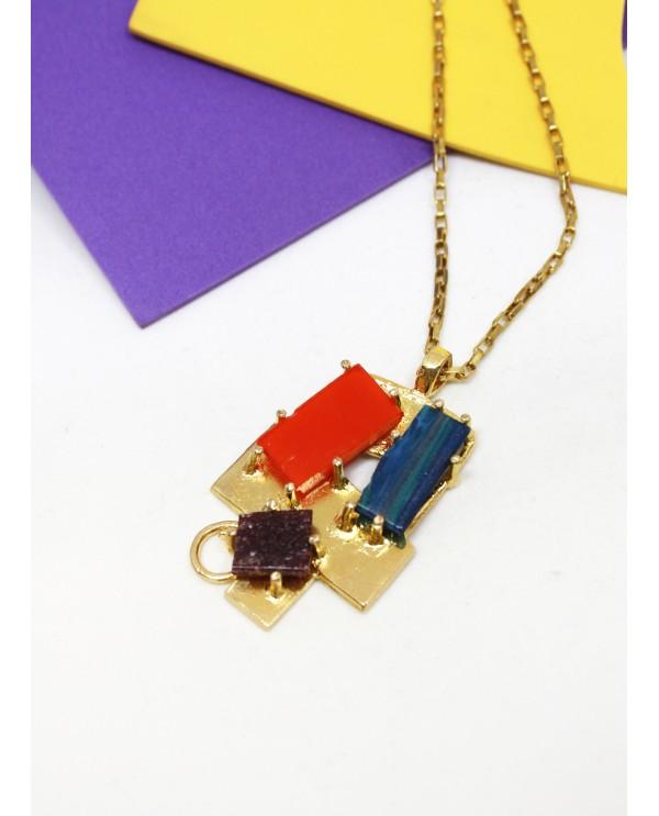 Byzantine Man Necklace