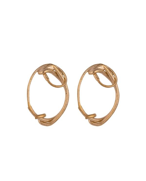 İstanbullu Gelin- Sailor Circle Earrings