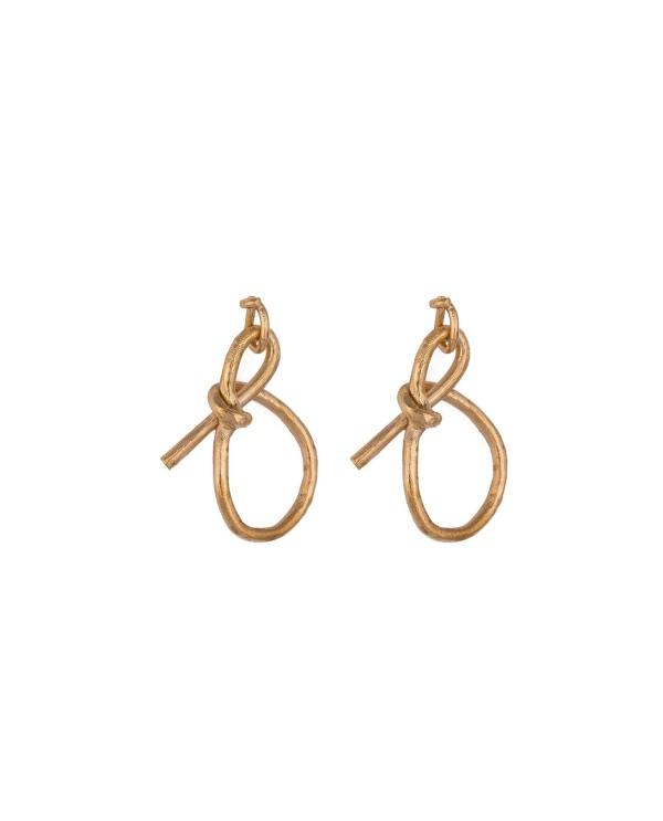 Siyah Beyaz Aşk- Sailor Earrings