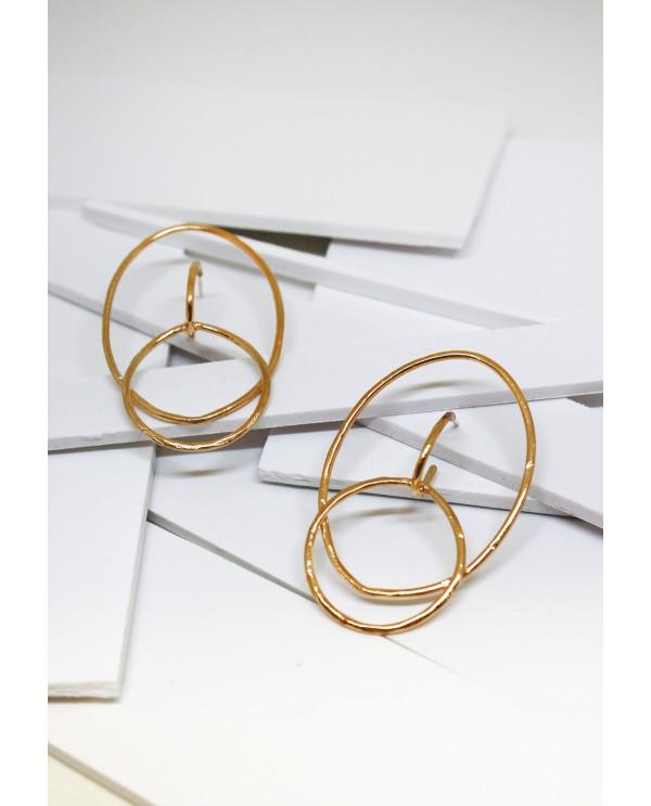 Equinox Cluster Earrings