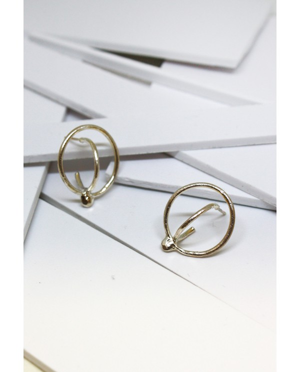 Equinox Small Cluster Earrings