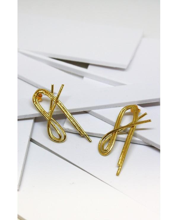 Equniox Cross Earrings