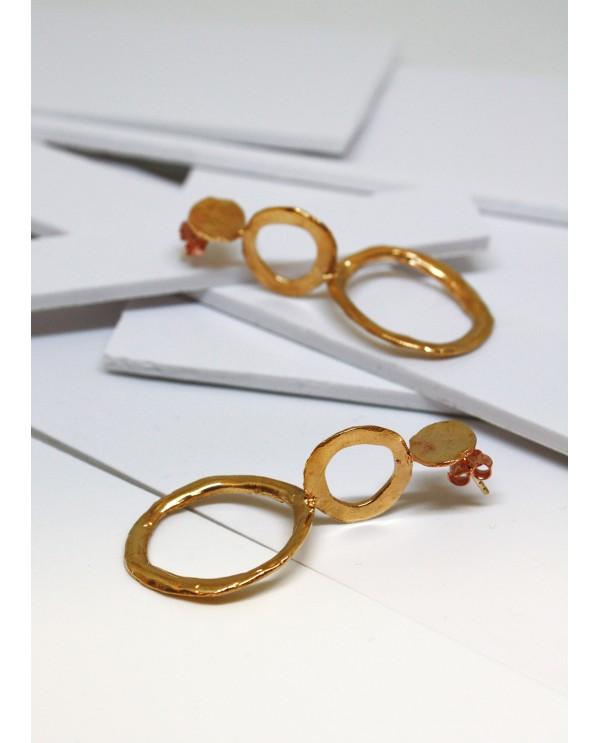 Equinox Triple Earrings