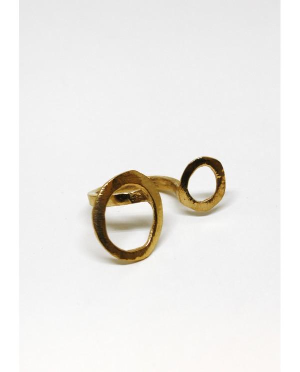 Equinox Double Ring