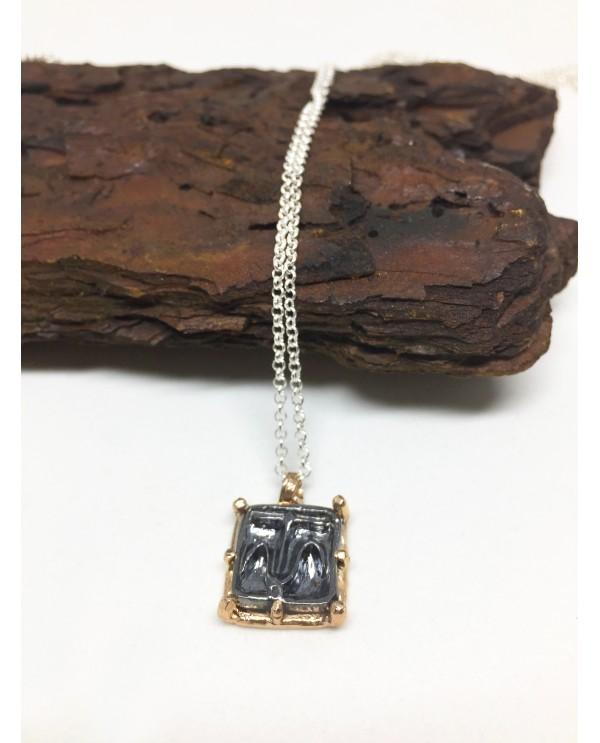 Pera Scales Necklace