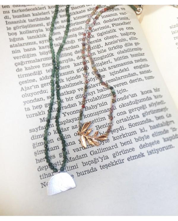 Grec jade Necklace