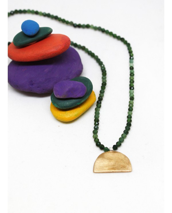 Grec jade Necklace
