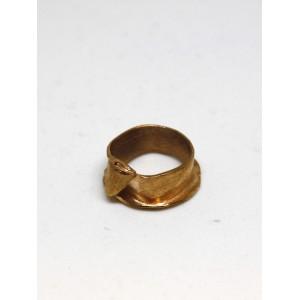Rough Folded Ring