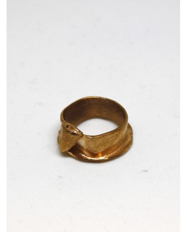 Rough Folded Ring