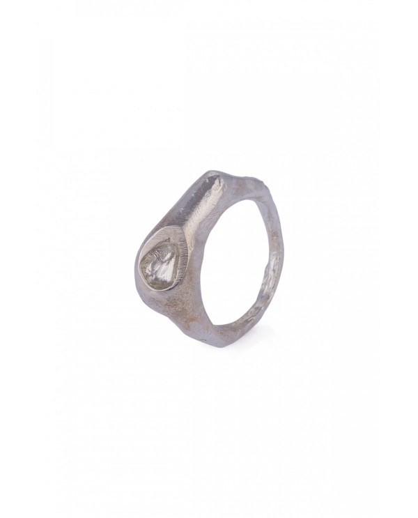 Rough Little Mountain Ring