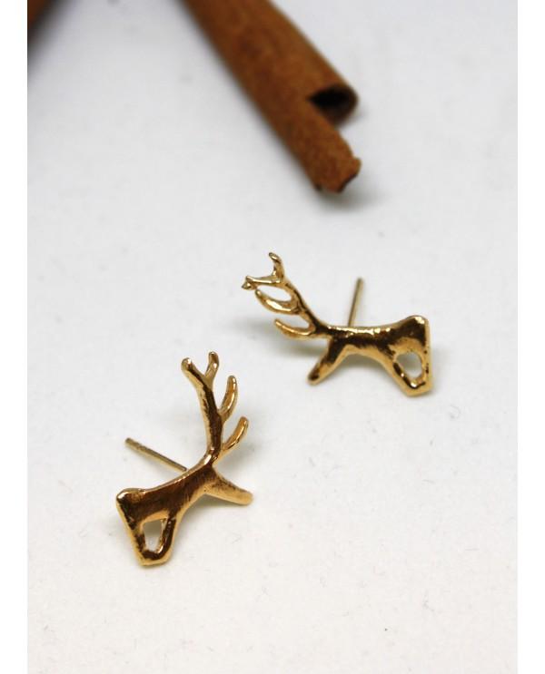 Hittite Deer Earrings