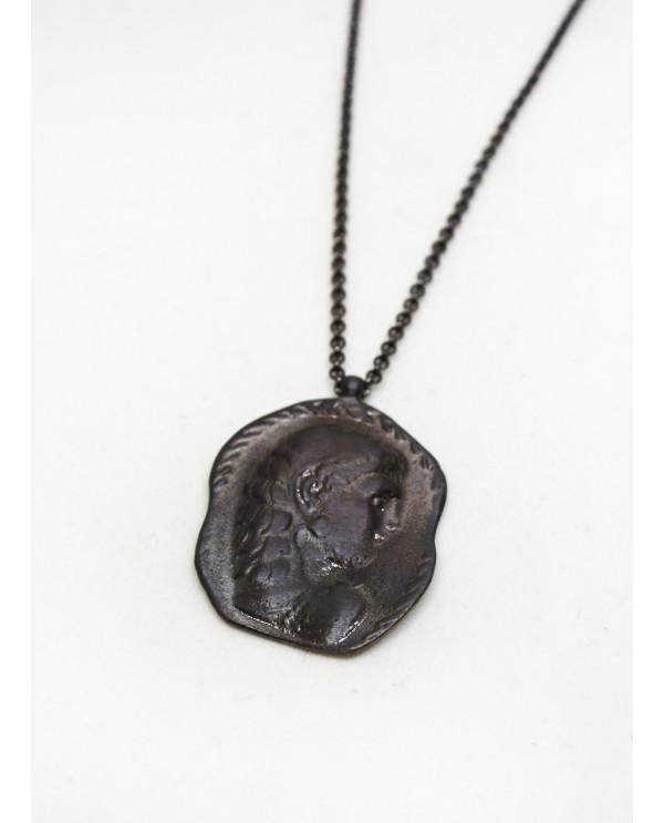 Money Black Necklace