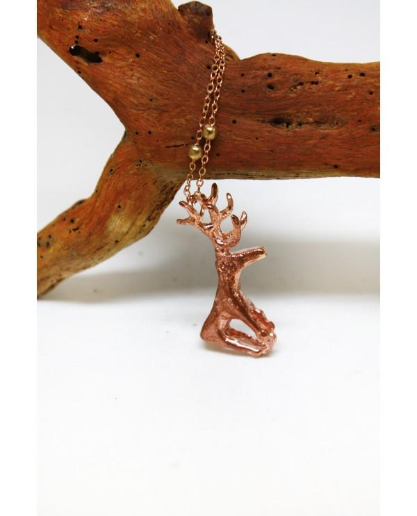 Hittite Deer Necklace