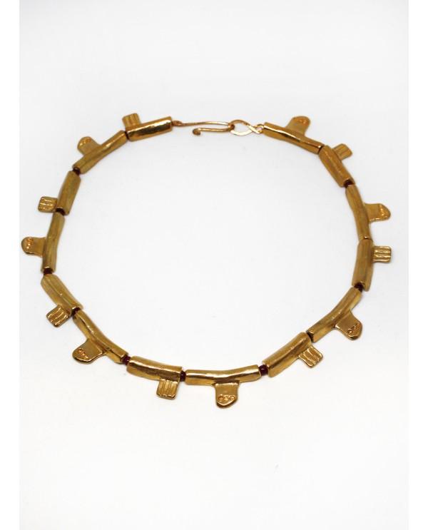 Hittite Inscription Necklace