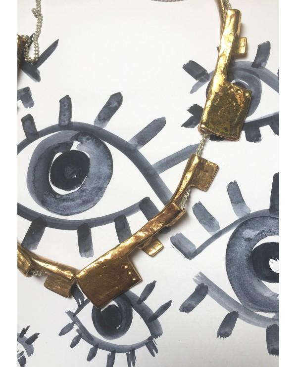 Hittite Puzzle Necklace