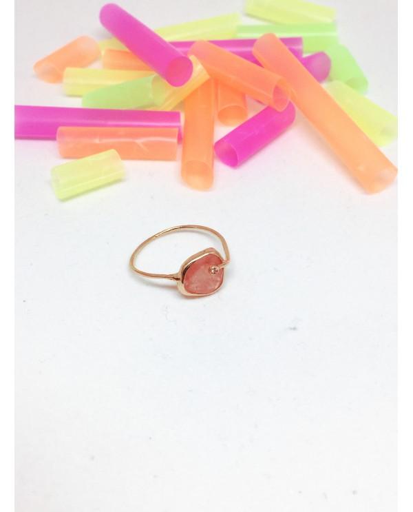 Jellybone Sapphire Ring