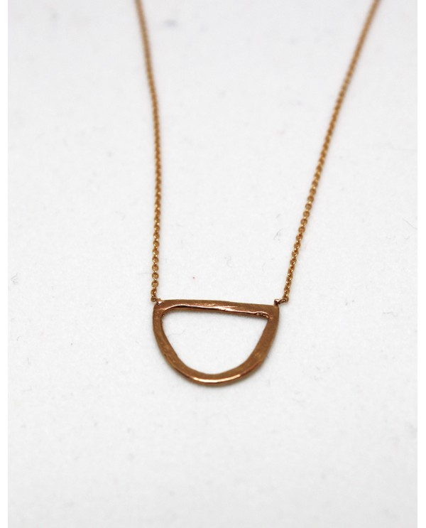 Air Grec Gold Necklace