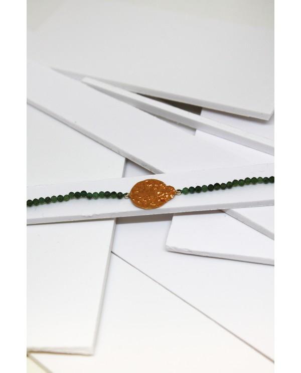 Cleopatra Bracelet-Jade