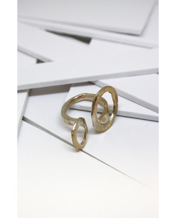 Equinox Double Ring