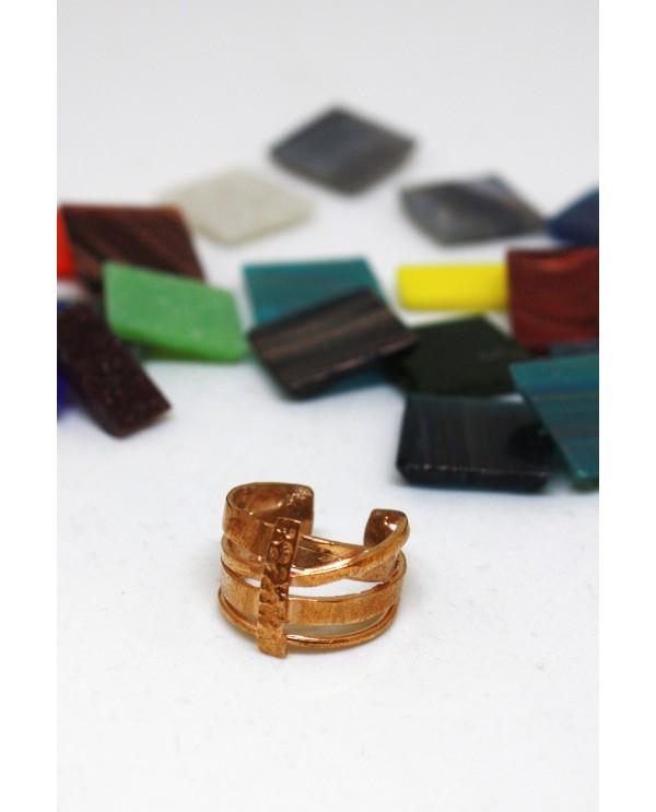 Cleopatra Spiral Ring