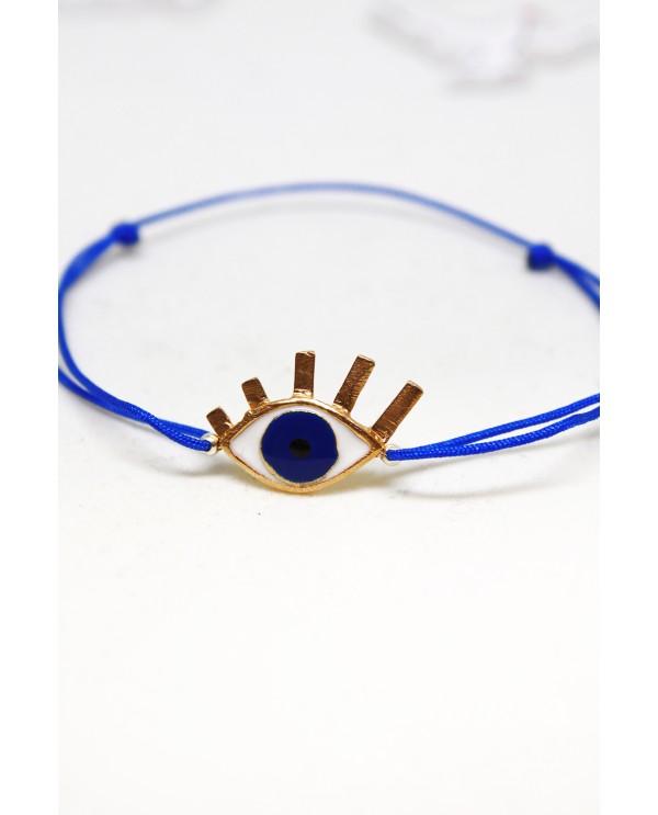 Medium Evil Eye Bracelet