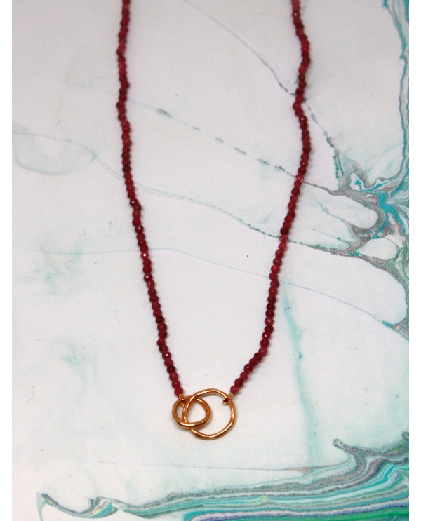 İnner Circle Eternity Necklace
