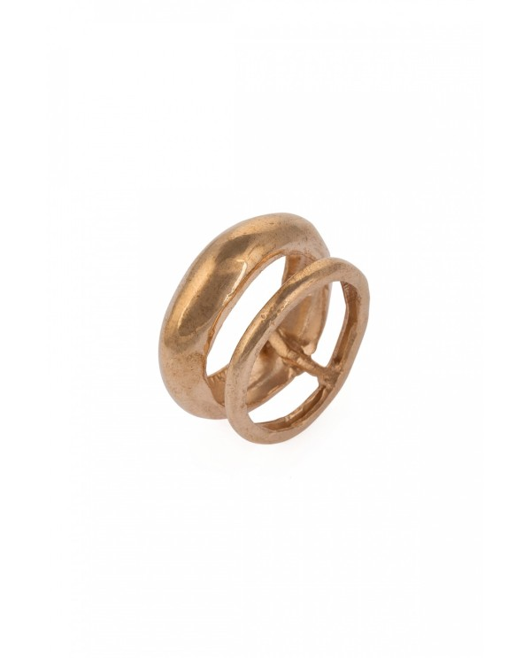 Double Canal Ring