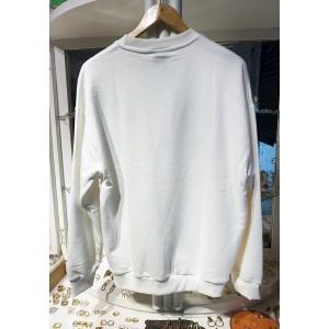 White-girl sweatshirt